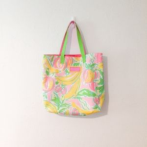COPY - Lilly Pulitzer for Estee Lauder Tote